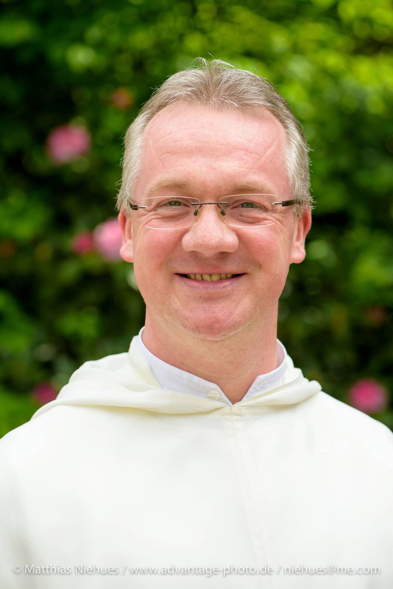 Dominikanerkonvent Vechta, Pater Ludger Fortmann OP